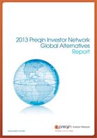 2013 Preqin Investor Network Global Alternatives Report