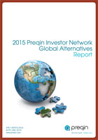2015 Preqin Investor Network Global Alternatives Report