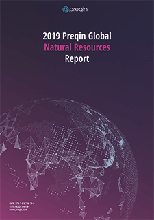 2019 Preqin Global Natural Resources Report