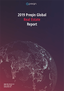 2019 Preqin Global Real Estate Report
