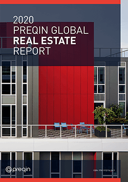 2020 Preqin Global Real Estate Report
