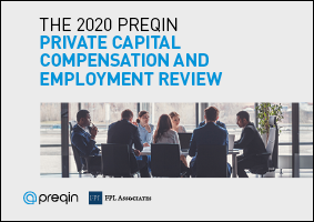 The 2020 Preqin Private Capital Compensation and Employment Review